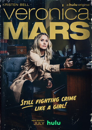 Veronica Mars - Season 4 Poster