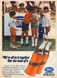 Vintage Promo Ad For Campa
