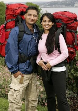 Vipul and Arti Patel (The Amazing Race 10)