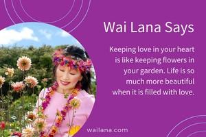 Wai Lana Says