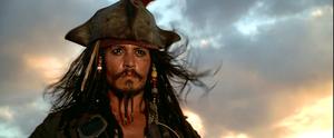 Walt 迪士尼 Screencaps – Captain Jack Sparrow