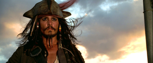 Walt ディズニー Screencaps – Captain Jack Sparrow