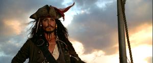 Walt Disney Screencaps – Captain Jack Sparrow