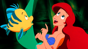 Walt Disney Screencaps – فلاؤنڈر, موآ & Princess Ariel