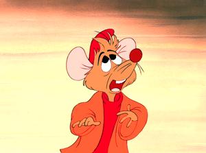 Walt ディズニー Screencaps – Jaq
