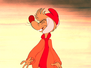 Walt Disney Screencaps – Jaq