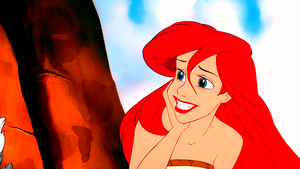Walt डिज़्नी Screencaps – Max & Princess Ariel