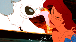 Walt Disney Screencaps – Max & Princess Ariel
