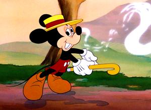 Walt 디즈니 Screencaps - Mickey 쥐, 마우스