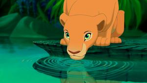 Walt Disney Screencaps - Nala