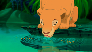 Walt Disney Screencaps - Nala