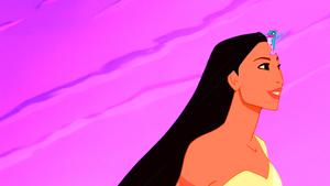 Walt Дисней Screencaps - Pocahontas & Flit
