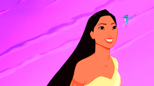 Walt disney Screencaps - Pocahontas & Flit