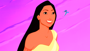 Walt disney Screencaps - Pocahontas & Flit
