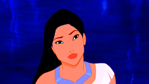 Walt ディズニー Screencaps - Pocahontas