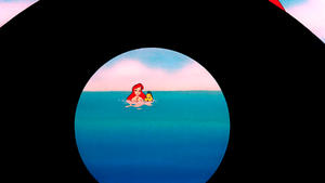 Walt Disney Screencaps – Princess Ariel & platessa, passera pianuzza