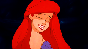 Walt 迪士尼 Screencaps – Princess Ariel
