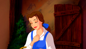Walt ディズニー Screencaps - Princess Belle