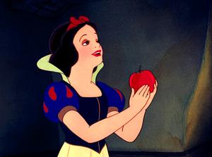 Walt 迪士尼 Screencaps - Princess Snow White