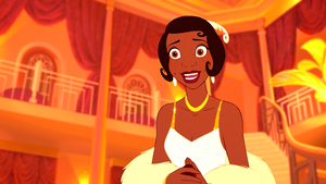 Walt Дисней Screencaps - Princess Tiana