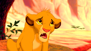 Walt Disney Screencaps – Simba