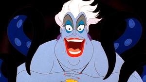 Walt 디즈니 Screencaps - Ursula