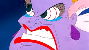 Walt 迪士尼 Screencaps – Ursula