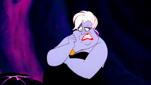 Walt Disney Screencaps – Ursula