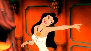 Walt 디즈니 Screencaps – Vanessa
