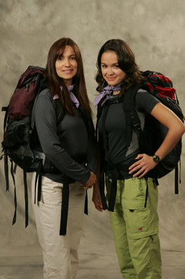 Wanda Lopez-Rochford and Desiree Cifre (The Amazing Race 9)