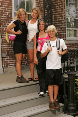Weaver Family (The Amazing Race: Family Edition)
