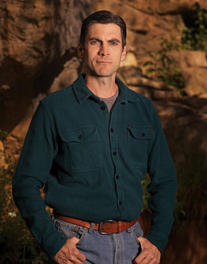 Wes Bentley - Cowboys and Indians Photoshoot - 2019
