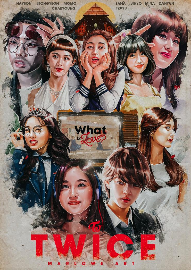 What Is Love Twice Jyp Ent Fond D écran 42981845