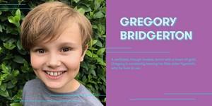 Will Tilston cast as Gregory Bridgerton