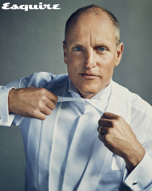 Woody Harrelson - Esquire Photoshoot - 2019