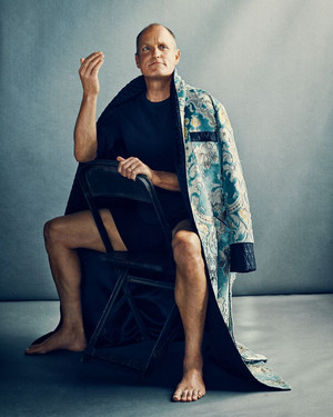 Woody Harrelson - Esquire Photoshoot - 2019