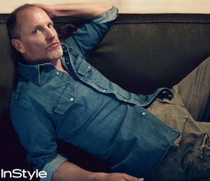 Woody Harrelson - InStyle Photoshoot - 2018