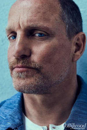 Woody Harrelson - The Hollywood Reporter Photoshoot - 2017