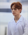 Woojin at the Airport - kim-woojin photo