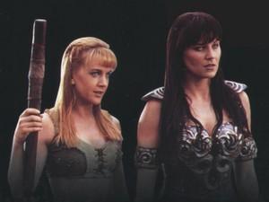 Xena & Gabrielle