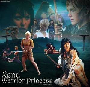 Xena: Warrior Princess 1995-2001