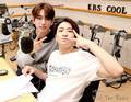 Youngjae and jinyoung  - got7 photo