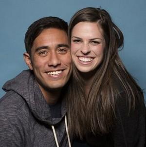 "Zachary ""Zach"" and Rachel King (The Amazing Race 28)"