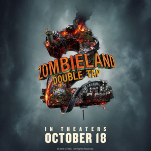 Zombieland 2: Double Tap (2019) Teaser Poster
