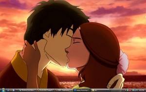 Zutara Finale kiss Manip (Alternate Ending)