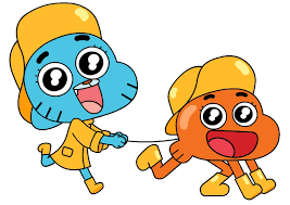 Aaww So Cute Gumball And Darwin Cartoon Network Foto 42914556 Fanpop