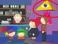 all seeing eye - random photo