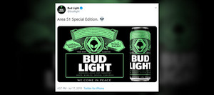 area 51 special edition bud light