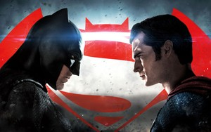 Batman v Superman fond d'écran