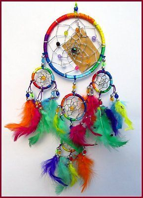 colourful Dreamcatcher🌟 ✨❤️🌸